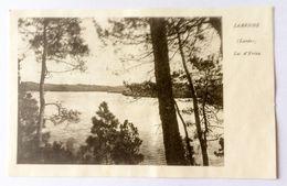 CPA 40 LABENNE Lac D'Yrieu - France