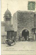 Saint Andeol Le Chateau La Porte Du Vieux Chateau - France