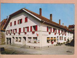 OUHANS - Hôtel-Restaurant Des Sources De La Loue - Autres Communes