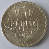 URUGUAY - 50 Centésimos 1943 - Argent - Superbe +++ - - Uruguay