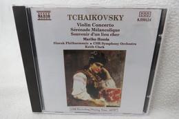 "CD ""Tchaikovsky"" Violin Concerto - Classical"