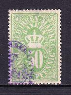 Bayern, Gebuehrenmarke, 50 Pfg (47633) - Gebührenstempel, Impoststempel