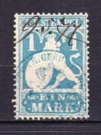 Bayern, Gebuehrenmarke, 1 Mark (47636) - Gebührenstempel, Impoststempel
