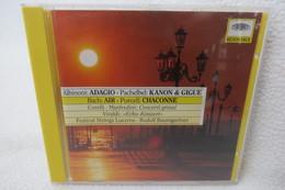 "CD ""Albinoni/Pachelbel/Bach/Purcell/Corelli/Vivaldi"" Festival Strings Lucerne (Deutsche Grammophon) - Classical"