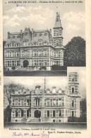 Melle - Environs De Melle - Château De Runenborg En 1882 Et En 1904 - Melle