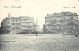 Namur - Place Léopold - Edit. L. Lagaert N° 68 - Namen