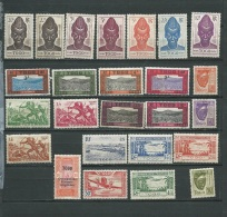 Lot De 25 Timbres Togo (*)  - Cw31602 - Unused Stamps