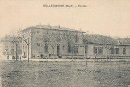 30 // BELLEGARDE    Ecoles - Bellegarde