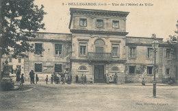 30 // BELLEGARDE  Vue De L'hotel De Ville  2 - Bellegarde