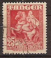 Tanger U 165 (o) Personajes. 1948 - Marruecos Español