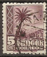 Tanger U 153 (o) Personajes. 1948 - Spanisch-Marokko