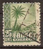 Tanger U 156 (o) Personajes. 1948 - Marruecos Español