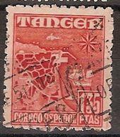 Tanger U 162 (o) Personajes. 1948 - Marruecos Español