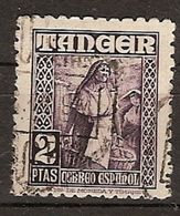 Tanger U 163 (o) Personajes. 1948 - Spanisch-Marokko