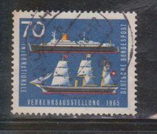 GERMANY Scott # 925 Used - Ships - [7] Federal Republic