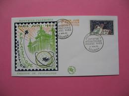 FDC   Nouvelle-Calédonie     1964-1965     N°  325 - FDC