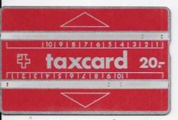 Carte Téléphonique,TAXCARD 20 - Switzerland