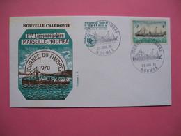 FDC   Nouvelle-Calédonie     1970     N°  367 - FDC
