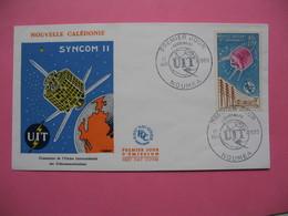 FDC   Nouvelle-Calédonie     1965     N°  PA 80 - FDC