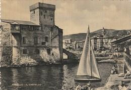 7619.   Rapallo - Il Castello - 1955 - Italie