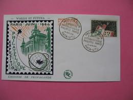 FDC  Wallis-Et-Futuna    1964     N°   170 - FDC