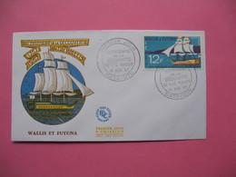 FDC  Wallis-Et-Futuna    1967     N°   PA  31 - FDC