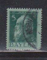 BARVARIA Scott # 78 Used - Beieren