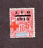 Océanie N°39 N* TB Cote 40 Euros !!!RARE - Neufs