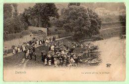 DIEKIRCH , Grande Pêche , Partage - Diekirch