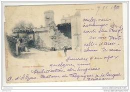 PERIGUEUX CHATEAU DE BOURDEILLES(MANQUE) CPA 1900 - Périgueux