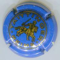 CAPSULE-CHAMPAGNE TAITTINGER N°65 Bleu - Taittinger
