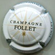CJ-CAPSULE-CHAMPAGNE FOLLET-RAMILLON N°04x Fond Blanc-NR - Champagne