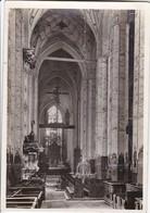 AK Danzig - Marienkirche - Mittelschiff Nach Dem Altar (33489) - Danzig