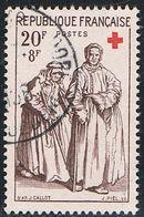 FRANCE : N° 1141 Oblitéré (Croix Rouge) - PRIX :  1,80 € Soit 30 % De La Cote - - France