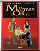 """ALBUM """" LES MAITRES DE-FORGE """" < CHARLES 1954  Par VAN HAMME & VALLEE - Livres, BD, Revues"""