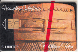 NEW CALEDONIA(chip) - Meilleurs Voeux OPT, Tirage 5000, 10/94, Mint - New Caledonia
