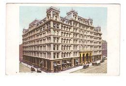 USA New York Park Avenue Hotel - Cafés, Hôtels & Restaurants