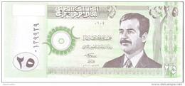 Iraq - Pick 86 - 25 Dinars 2001 - Unc - Iraq