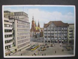 AK BRESLAU Blücherplatz Ca.1940 /  D*30612 - Schlesien