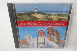 """CD """"Klaus & Klaus"""" An Der Nordseeküste - Música & Instrumentos"""