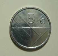 Aruba 5 Cent 1995 - [ 4] Colonies