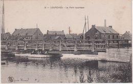 Lourches - Le Pont Tournant ( Rare ) - France