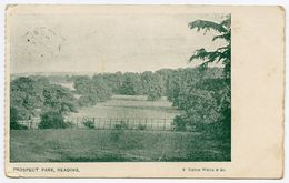 SCOUTING : LADY BADEN POWELL / READING - PROSPECT PARK / POSTMARK - SUNNINGDALE (SINGLE CIRCLE) - Scouting