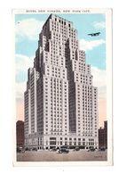 USA NY New York Hotel New Yorker New York City - Cafés, Hôtels & Restaurants