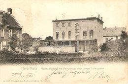 Herentals : Normaalschool En Pensionaat Voor Jonge Jufvrouwen --- 1905 - Herentals