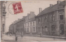 Lourches - Rue Carnot ( RARE ) - France