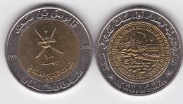Oman - 100 Baisa 1991 UNC 100 Years Coinage Lemberg-Zp - Oman