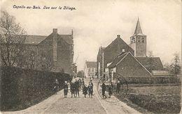 Capelle-au-Bois  /  Kapelle-op-den-bos : Vue Sur Le Village - Kapelle-op-den-Bos