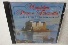 """CD """"Mandolini Pizza E Tarantella"""" Mario D'Esposito Ensemble - Music & Instruments"""