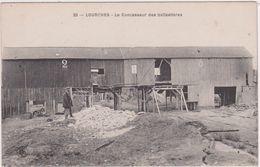 Lourches - Le Concasseur Des Ballastières ( RARE ) - France